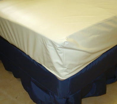 Plastic Mattress Protector Double