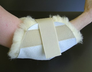 Elbow Protector Sheepskin
