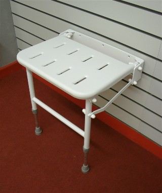 Fold Down Shower Seat