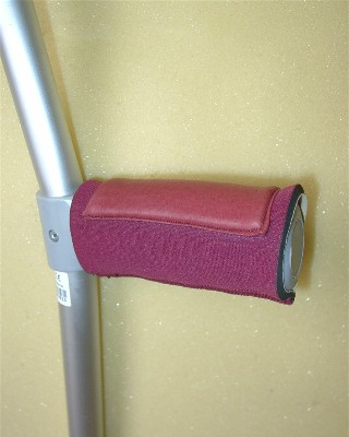 Narrow Handle Sleeve for Elbow Crutch Slip-On