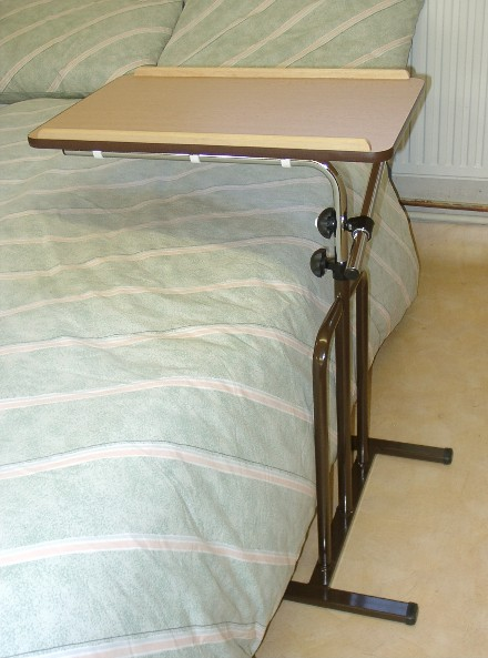Foldaway Over Table